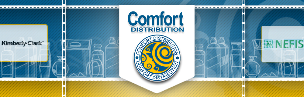 Сайт-каталог компании «Comfort Distribution»